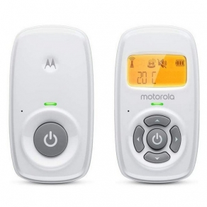 Motorola MBP24 - Аудио бебефон, с обратна връзка и темепература