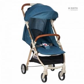 Zizito FEEBY - Детска количка с швейцарска конструкция и дизайн