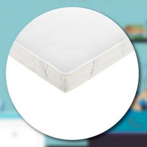 AirCuddle BAMBIO Safe Combo матрак + Top Safe непромокаем протектор