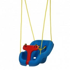 King Sport - Детска люлка с предпазен борд