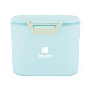 Kikkaboo - Кутия за съхранение на сухо мляко с лъжичка 160гр.