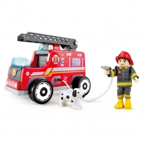Hape - Пожарна кола
