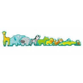 Hape - Азбука и животни – пъзел