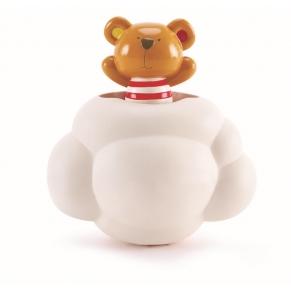 Hape - Мече Теди душ - играчка за баня