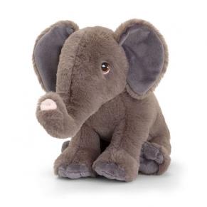 Keel Toys - Слон - Плюшена играчка, 25см.