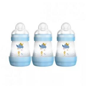 MAM Easy Start Anti-Colic Bottle - Комплект шишета 160ml 3бр