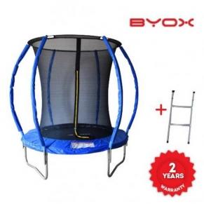 Byox Fun 6FT - Батут с вътрешна мрежа 183 см