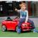 Акумулаторна кола Mercedes Benz CLA45 AMG  Wi-Fi с кожена седалка 3