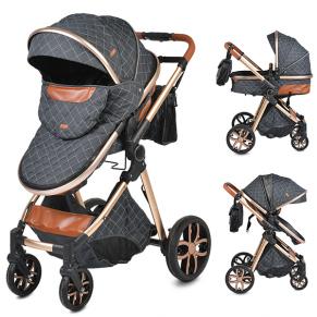 Moni Alma - Комбинирана детска количка, 2в1