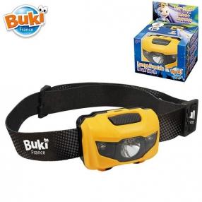 Buki France - Детско фенерче за чело