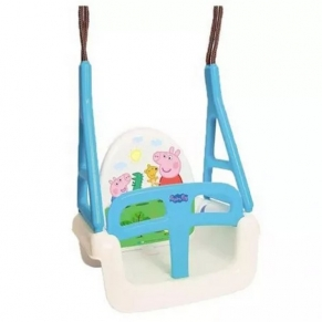 Tega Baby Peppa pig - Детска люлка 3в1