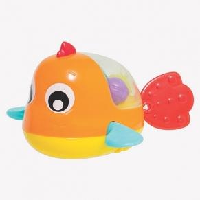 PLAYGRO - Плуваща риба за баня, 12м+