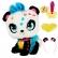 Shimmer Stars Пандата Пикси - Забавна плюшена играчка  1