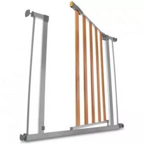 Hauck Wood Lock 2 Silver - Преграда с 9 см. удължение