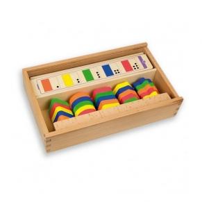 Andreu toys  Форми и цветове - Образователна логическа игра