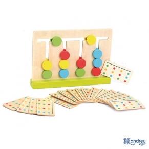 Andreu toys Научи цветовете - Обучителна игра