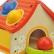 Andreu toys - Дървена къща в чукче и топки