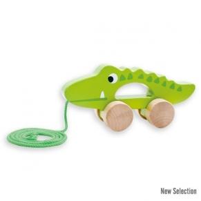 Andreu toys Крокодил - Играчка за дърпане