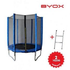 Byox Jump 6FT - Батут с външна мрежа 183 см.