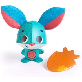 Tiny Love Wonder Buddy Синьото зайче Томас - Интерактивна играчка
