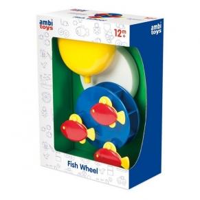 Ambi toys Цветни рибки - Играчка за баня