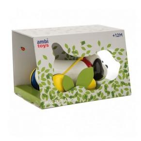 Ambi toys - Куче за дърпане с махаща опашка