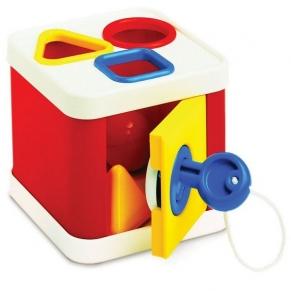 Ambi toys - Сортер с ключалка