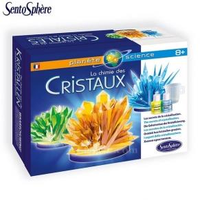 Sentosphere Отгледай кристал - Игра
