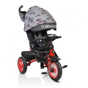 Byox Tornado - Детска триколка с музикално табло, 360 градуса