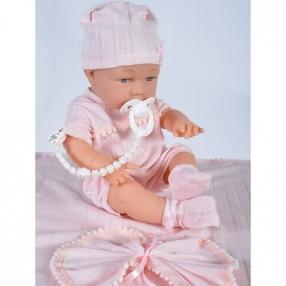 Moni Toys - Бебе с аксесоари, 41 см.