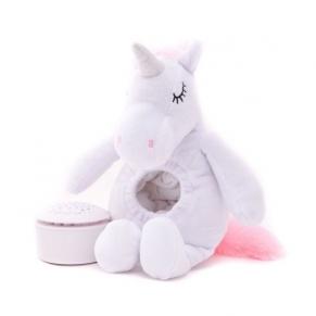 Baby monsters еднорог - Нощна лампа-играчка