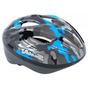 E&L Volare Deluxe, синьо - Детска каска за велосипед