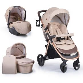 Cangaroo Noble 3в1 - Бебешка количка