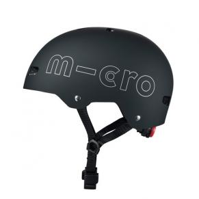 Micro Helmet ABS Black - Каска