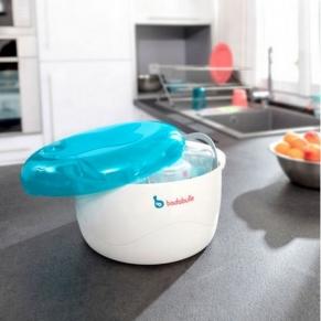 Badabulle - Стерилизатор за бебешки шишета за микровълнова фурна