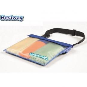 BESTWAY - Чанта водонепромокаема, За съхранение на телефони, лични документи, кърпи и др.