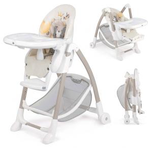 Cam Gusto - Столче за хранене, 2021 година