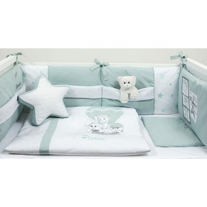Bambino Casa Paris - луксозен спален комплект 8ч.