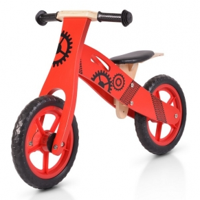 Moni - Дървен балансиращ велосипед