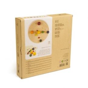 Andreu toys - Дървена 3D Слънчева система