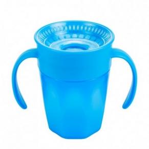 Dr.Brown's - Преходна чаша с дръжки 360 градуса 250ml.