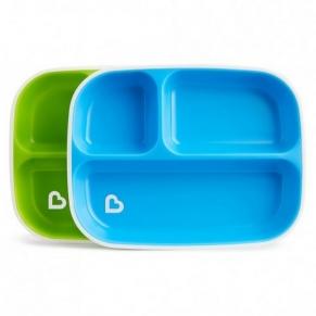 Munchkin - Комплект 2 чинии с отделения