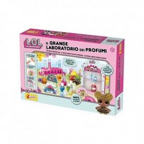 Lisciani LOL - Голяма лаборатория за парфюми
