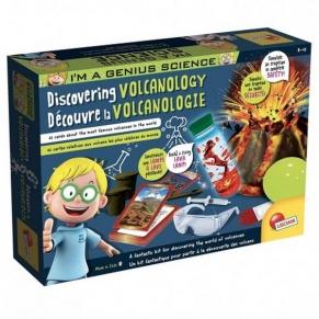 Lisciani Малък гений - Вулканология