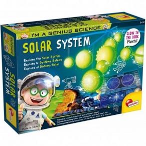 Lisciani Малък гений - Опознайте Слънчевата система