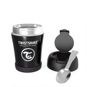 Twistshake - Контейнер за храна от неръждаема стомана 6+ месеца