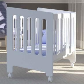 Bambino Casa Omni Bianco - Бебешко креватче Бяло