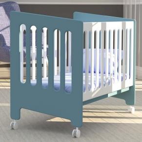 Bambino Casa Omni Blu - Бебешко креватче Синьо