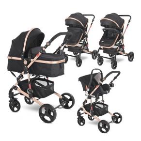 Lorelli Alba Set Classic 3в1 - Комбинирана детска количка, 2021 година