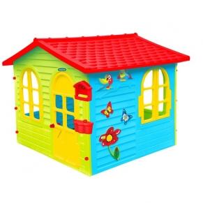 Mochtoys - Голяма къща с дъска за рисуване
